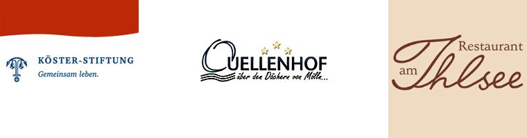 Köster Stiftung Quellenhof Mölln Restaurant Am Ihlsee