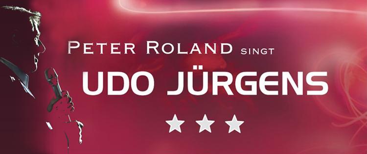 Peter Roland singt Udo Jürgens
