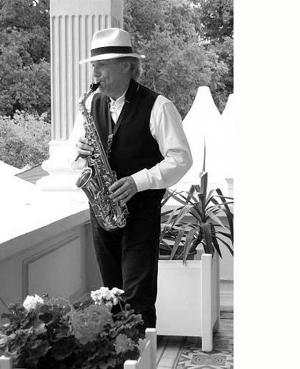 Peter Roland Saxophon