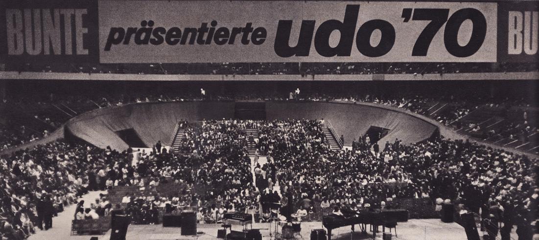 1970 Konzerthalle