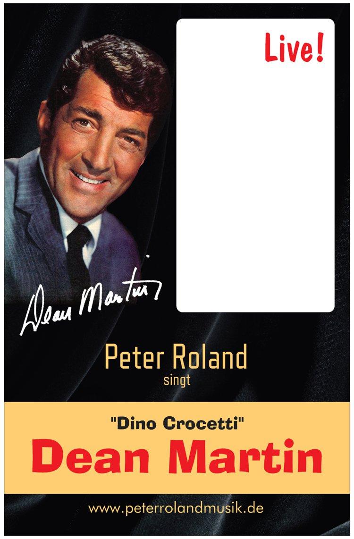 Peter Roland singt Dean Martin