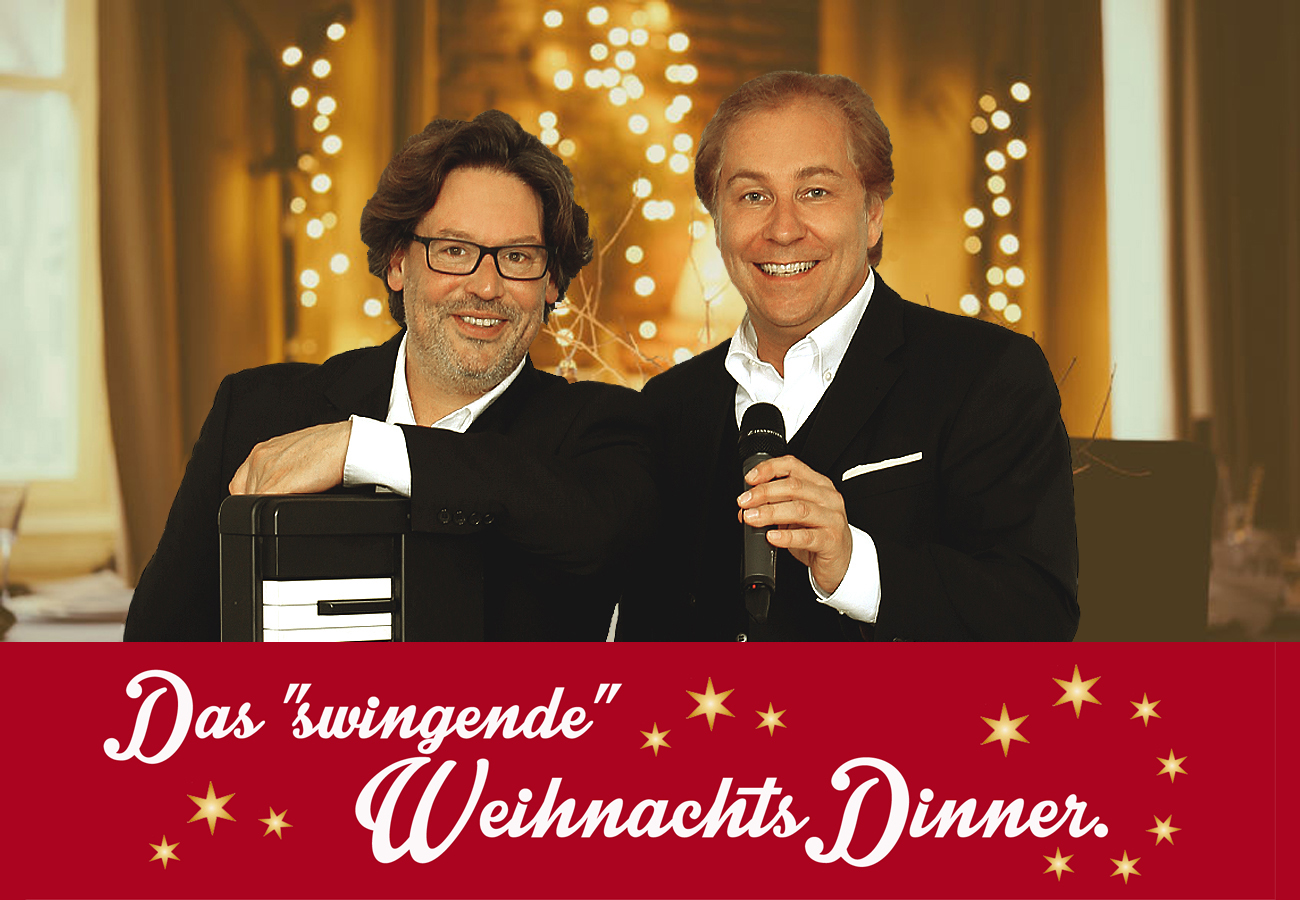"""Peter Roland """"Das swingende WeihnachtsDinner"""""""
