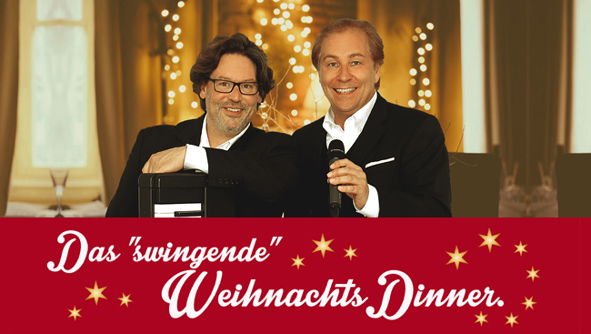 Peter Roland - Das swingende Weihnachtsdiinner